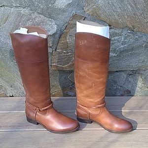 Frye Melissa Seam Tall Boots - NEW LIKE